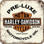 Sous-verre Harley-Davidson Pre-Luxe fond clair