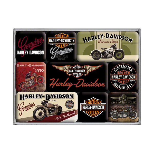 Accessoire deco harley for Deco harley davidson