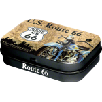 Boîte à pilules Route 66 The mother road