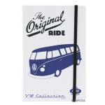 Carnet de notes (Notebook) VW Volkswagen T1 Bulli The original ride