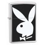 Briquet essence Zippo Playboy Logo Bunny