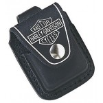 Housse (Pouch) pour briquet essence Zippo Harley-Davidson