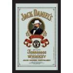 Cadre miroir Jack Daniels Photo