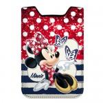 Housse téléphone portable Disney : Minnie Papillons