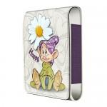 Housse téléphone portable à rabat Disney : Simplet fleur