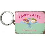 Porte-clés Fairy Cakes - Petits gâteaux