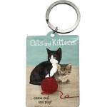 Porte-clés Cats & Kittens - Chats et chatons