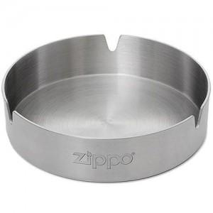 Cendrier Zippo en inox