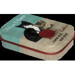 Boîte à pilules chats et chatons