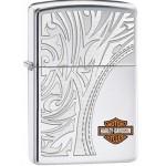 Briquet essence Zippo Harley-Davidson Emblème et Aigle
