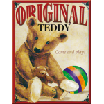 Magnet 8 x 6 cm Original Teddy