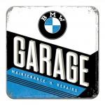 Sous-verre Garage BMW