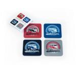 Set de 9 magnets : Pin-Up