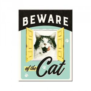 Magnet 8 x 6 cm Chats et chatons
