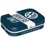 Boîte à pilules VW Bus