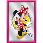 Cadre miroir Disney Minnie au téléphone