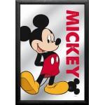 Cadre miroir Disney portrait de Mickey