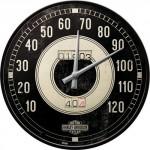 Horloge murale : Harley-Davidson Tachymètre