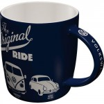 "Tasse à café (coffee mug) Vw Volkswagen ""The original ride"""