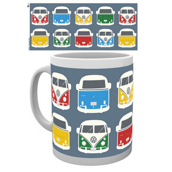 tasse caf coffee mug vw volkswagen t1 bulli p le m le. Black Bedroom Furniture Sets. Home Design Ideas