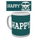 Tasse à café (coffee mug) VW Volkswagen T1 BULLI Home