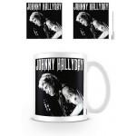 Tasse à café (coffee mug) Johnny Hallyday avec sa guitare