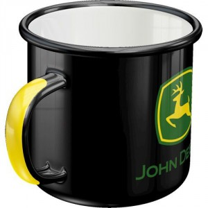 Tasse à café (coffee mug) : Logo John Deere