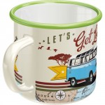Tasse à café (coffee mug) : VW Volkswagen T1 Bulli