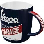 Tasse à café (coffee mug) Vespa Garage