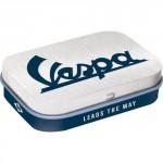 Boîte à pilules logo Vespa