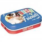 Boîte à pilules Best Friends : Chat et chien