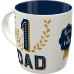 Tasse à café (coffee mug) World's best Dad ever - Meilleur papa du monde
