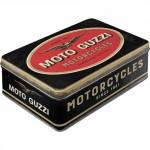 Boîte en métal plate : Moto Guzzi motorcycles (motos)
