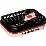 Boîte à pilules Kawasaki (motos) Service et maintenance