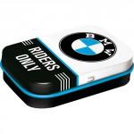 Boîte à pilules BMW : Riders Only