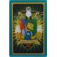 Plaque en métal 20 X 30 cm Simpsons : Le barman