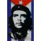 Plaque en métal 20 X 30 cm Che Guevara