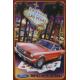 Plaque en métal 20 X 30 cm Ford Mustang à Las Vegas