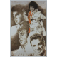 Plaque en métal 20 X 30 cm Elvis Presley Portraits