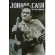 Plaque en métal 20 X 30 cm Johnny Cash