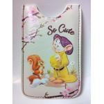 Housse téléphone portable Disney : Simplet So cute
