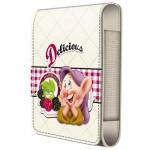 Housse téléphone portable à rabat Disney : nain Simplet (Dopey) de Blanche-Neige