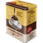 Boîte en métal rectangulaire Café - Morning Blend