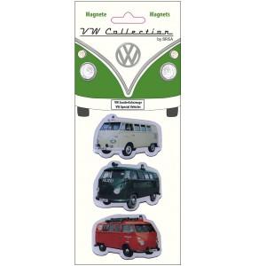 Set de 3 magnets VW Volkswagen : Special vehicles