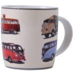 Tasse à café (coffee mug) VW Volkswagen bulliparade