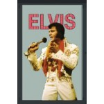 Cadre miroir Elvis Presley