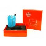 Briquet au gaz VW Volkswagen Bleu azur