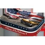 Boîte à pilules Vintage US cars - Voitures américaines