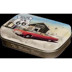 Boîte à pilules Route 66 Café